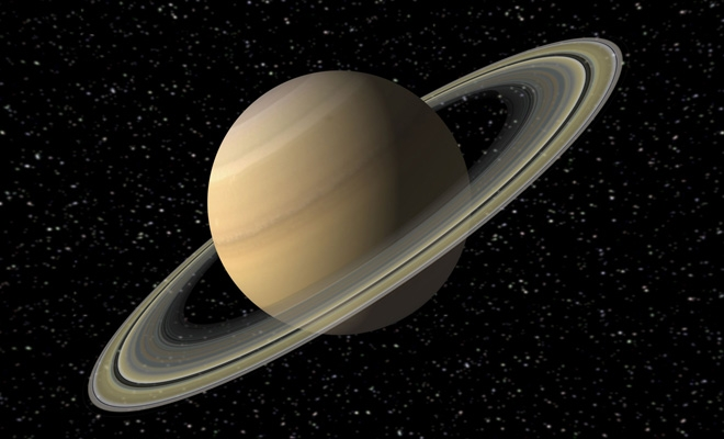 You Shouldn't Miss Saturn in The Night Sky for The Upcoming Days - Webby Feed